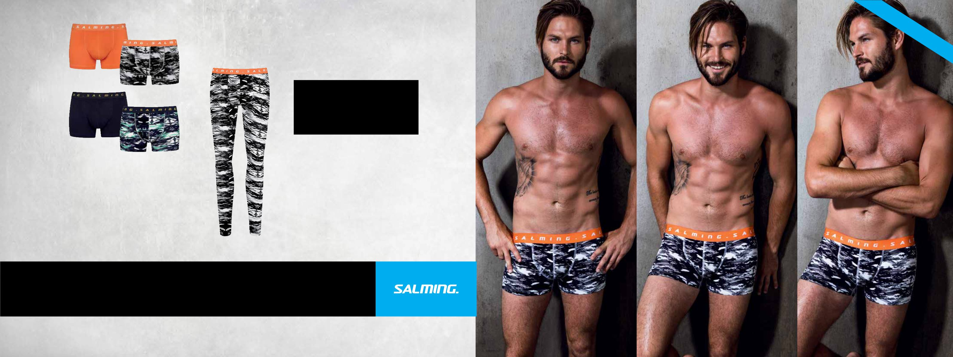 Salming Underwear Collection 2015 - page 14-15 868964f68c707